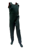 Dark Green Neoprene Wader