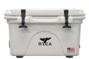 ORCA 26 Quart Cooler - White